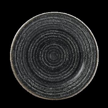 Studio Prints Charcoal Black bord plat 21 cm