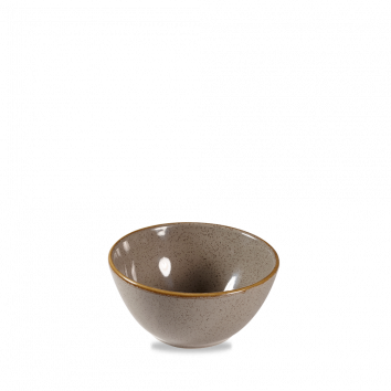 Stonecast Peppercorn Grey snack bowl 40 cl