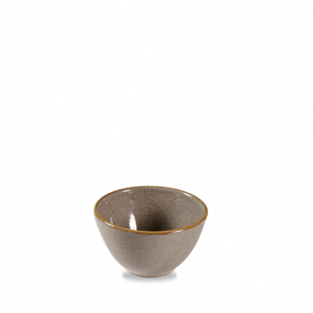 Stonecast Peppercorn Grey deep bowl 24 cl