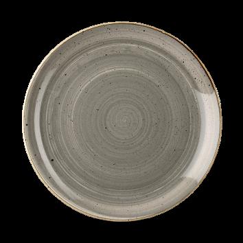 Stonecast Peppercorn Grey coupe bord 26 cm