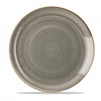 Stonecast Peppercorn Grey coupe bord 28,8 cm