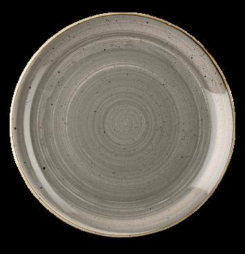Stonecast Peppercorn Grey coupe bord 32,5 cm