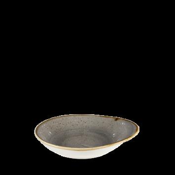 Stonecast Peppercorn Grey bowl 16 cm