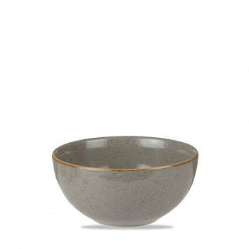 Stonecast Peppercorn Grey bowl 44 cl