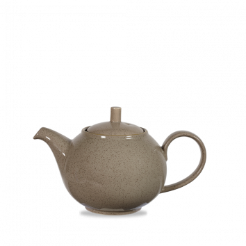 Stonecast Peppercorn Grey theepot 85,2 cl