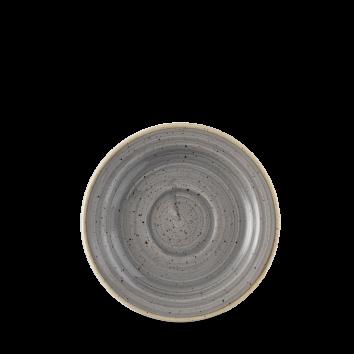 Stonecast Peppercorn Grey capp. schotel stapelb. 15 cm