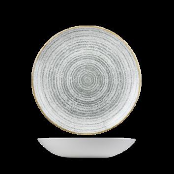 Studio Prints Stone Grey coupe bowl 18,2 cm