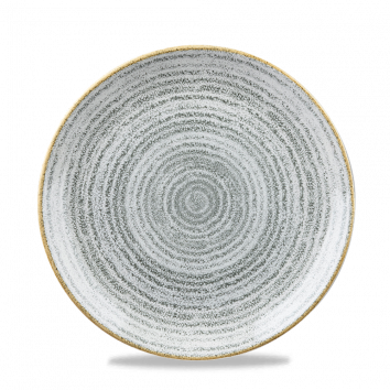 Studio Prints Stone Grey bord plat 21 cm