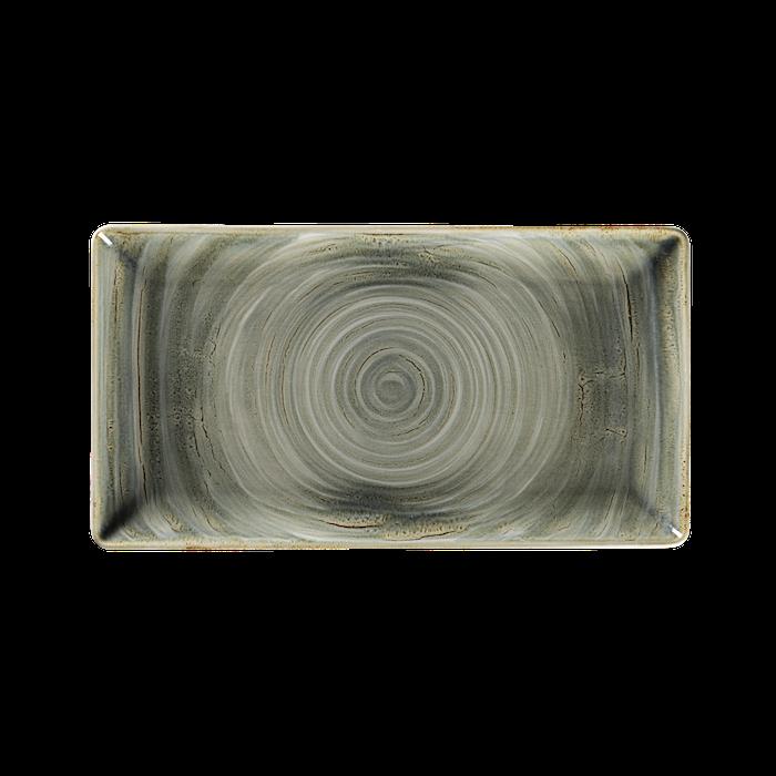 RAK Spot Peridot bord rechthoek 33,5 x 18 cm