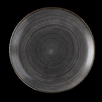 Stonecast Raw Black coupe bord 28,8 cm