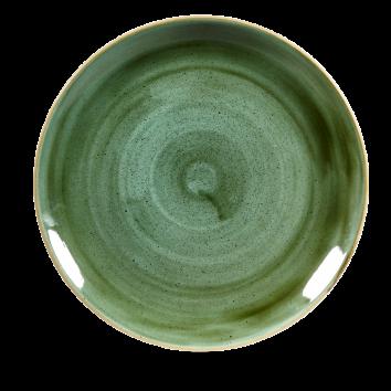 Stonecast Samphire Green coupe bord 28,8 cm