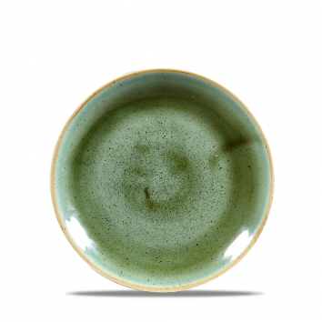 Stonecast Samphire Green coupe bord 16,5 cm