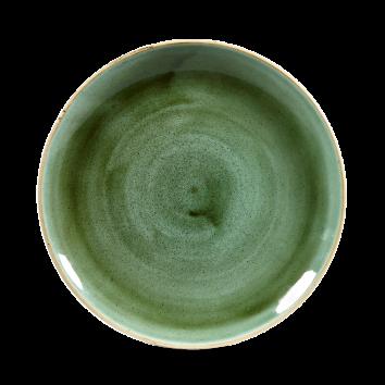 Stonecast Samphire Green coupe bord 21,7 cm