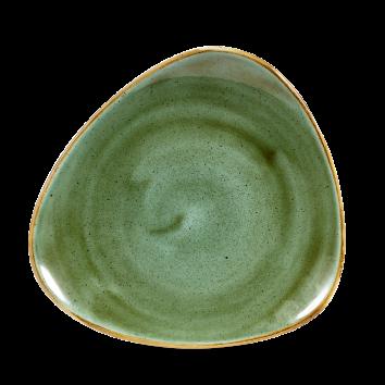 Stonecast Samphire Green triangle bord 19,2 cm