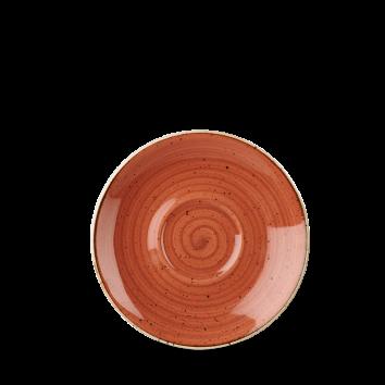 Stonecast Spiced Orange capp. schotel 15,6 cm