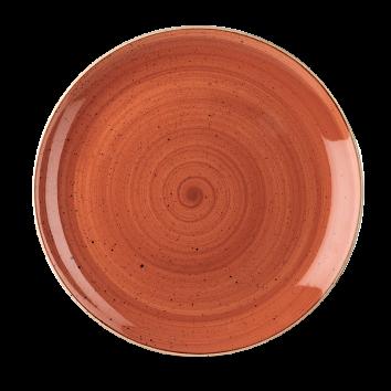 Stonecast Spiced Orange coupe bord 28,8 cm
