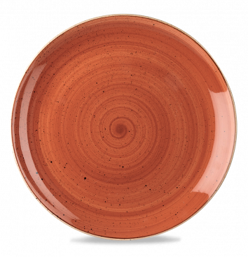 Stonecast Spiced Orange coupe bord 32,4 cm