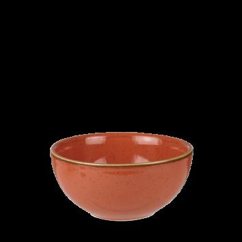 Stonecast Spiced Orange bowl 44 cl