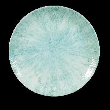 Studio Prints Raku Stone Aquamarine coupe bord 26 cm