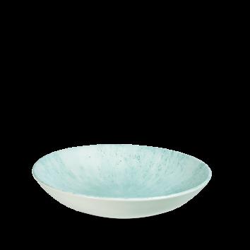 Studio Prints Raku Stone Aquamarine coupe coupe bowl 24,8 cm
