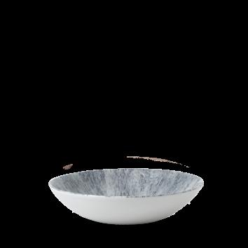 Studio Prints Raku Stone Pearl Grey coupe bowl 18,2 cm