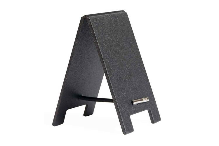 Securit krijtbord mini met krijt 5 x 5 x 8,5(h) cm DOOS 5
