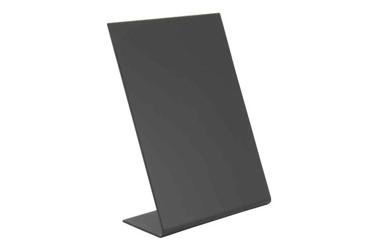 Securit krijtbord L-Board A6 10,5 x 5 x 15,5(h) cm DOOS 3