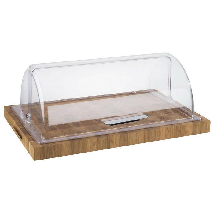 buffetplank Profi eikenhout 58 x 37,5 x  4,5(h)