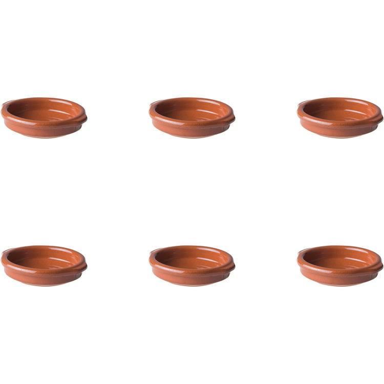 Palmer Classico Tapas ovenschaal Ø 8 x 2(h) cm DOOS 6