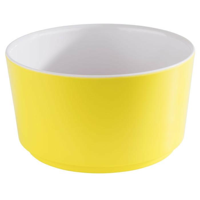 APS melamine Happy Buffet bowl 13 x 7(h) cm geel