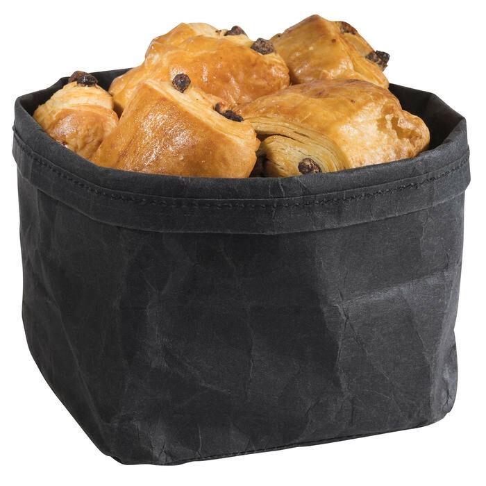 broodmand zwart 12 x 11,5 x 11,5(h)