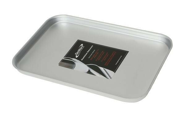 foodplateau aluminium 37 x 26,5 cm