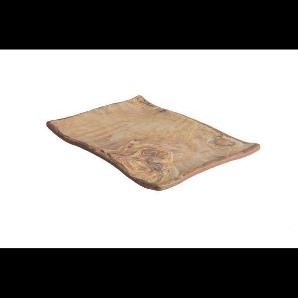 Cheforward Transform+ houtlook rechthoekige schaal 28 x 19 cm
