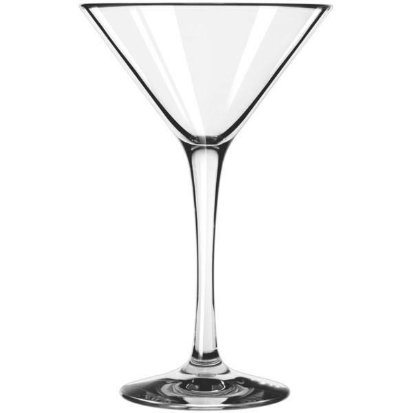 Royal Leerdam Martini cocktailglas 26 cl DOOS 4