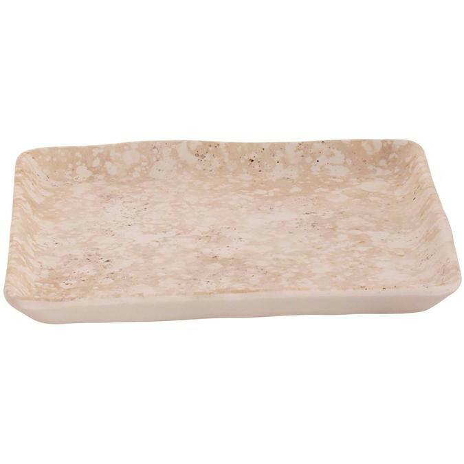 Cheforward Ivory ivoor bord 15 x 15 cm