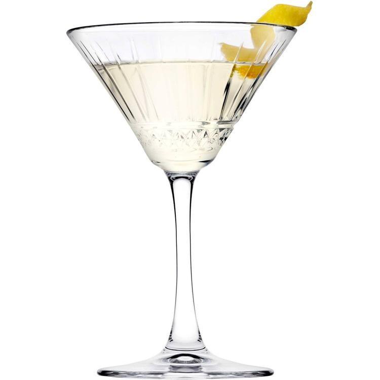 Pasabahce Elysia martiniglas 22 cl DOOS 4
