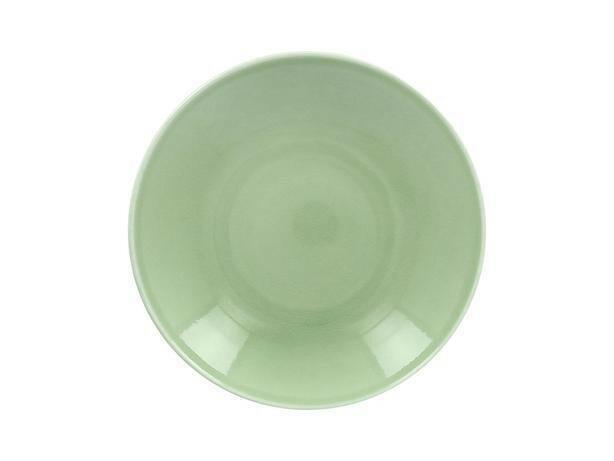 RAK Vintage Green coupe bord diep 30 cm