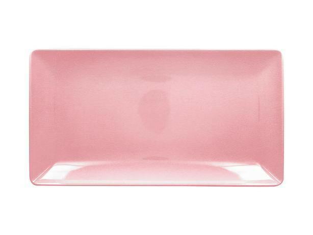 RAK Vintage Pink bord rechthoek 33,5 x 18 cm