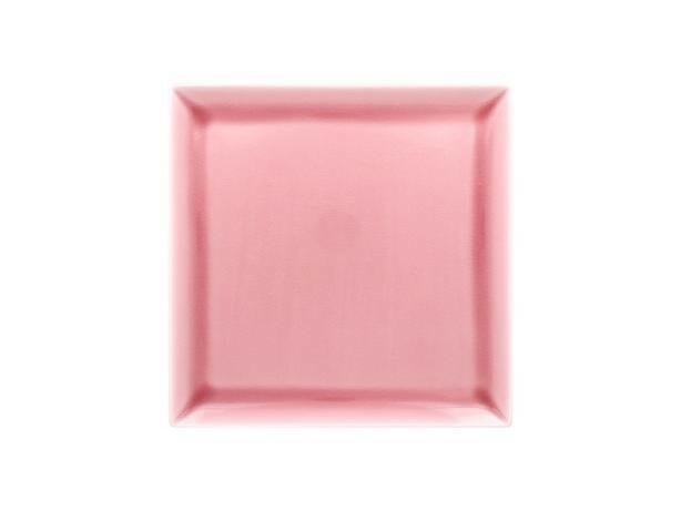 RAK Vintage Pink bord vierkant 24,5 cm