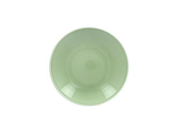 RAK Vintage Green coupe bord diep 23 cm
