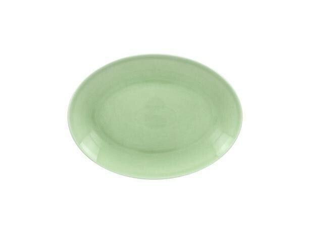 RAK Vintage Green schaal ovaal 26 x 19 cm