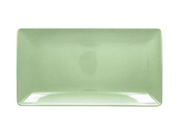 RAK Vintage Green bord rechthoek 33,5 x 18 cm