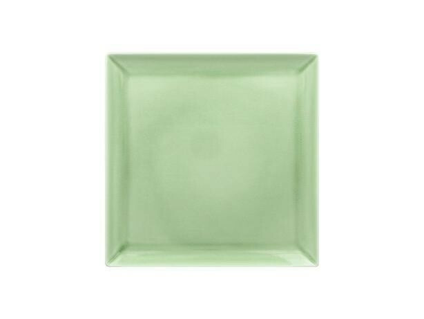 RAK Vintage Green bord vierkant 24,5 cm
