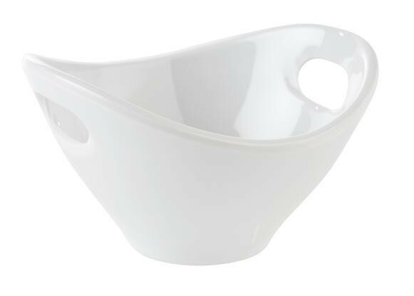 APS melamine Mini bowl met uitsparingen 9,5 x 9 x 5,5(h) cm