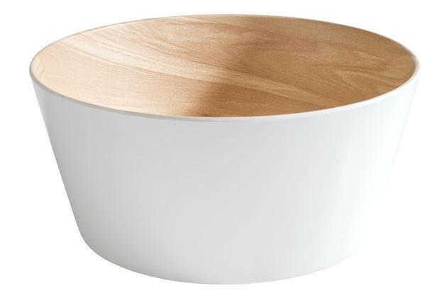 APS melamine Frida bowl Ø 22 x 10,5(h) cm wit
