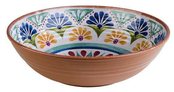 APS melamine Arabesque bowl Ø 31 x 9(h) cm