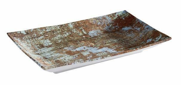 APS melamine Aquaris plateau 21 x13 cm