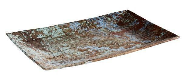 APS melamine Aquaris plateau 34,5 x 22 cm