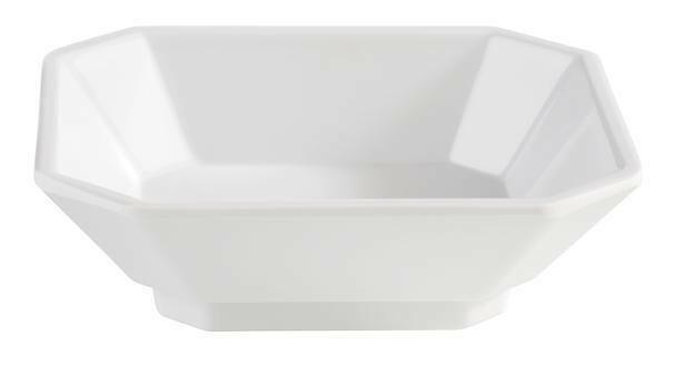 APS melamine Mini bowl 9,5 x 8 x 3(h) cm wit