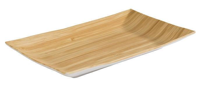 APS melamine Bamboo plateau 24,5 x 15,5 cm